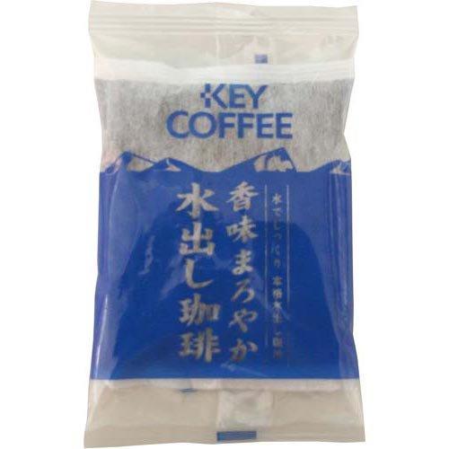 コーヒー(水出し)のカフェイン含有量