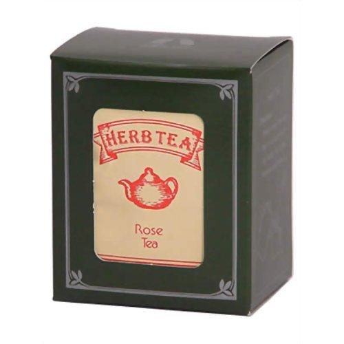 ローズティーのカフェイン含有量