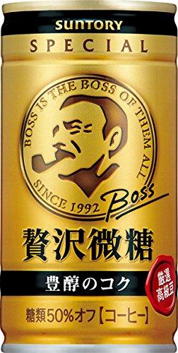 ボス贅沢微糖のカフェイン含有量