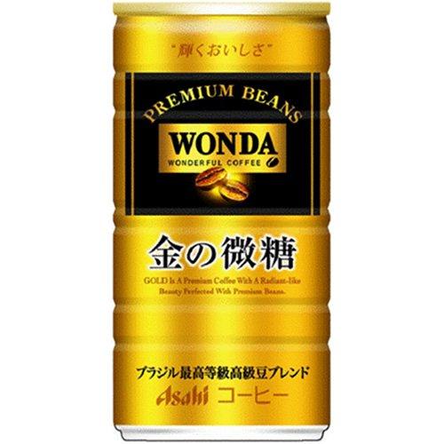 金の微糖のカフェイン含有量