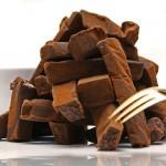 チョコレートのカフェイン含有量