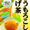 とうもろこしのひげ茶のカフェイン含有量