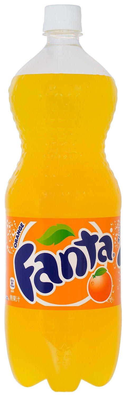 ファンタオレンジのカフェイン含有量