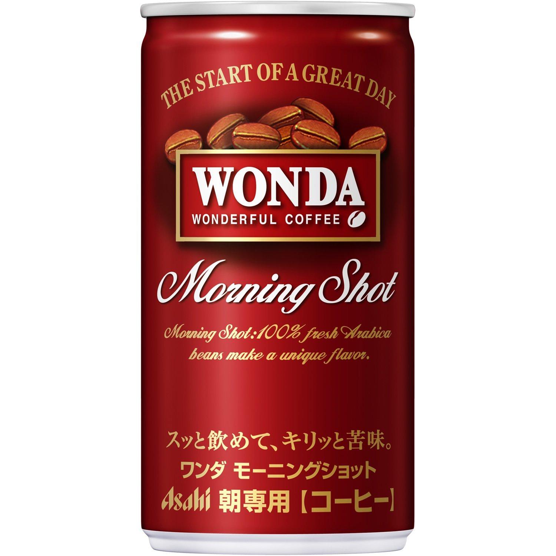 モーニングショットのカフェイン含有量
