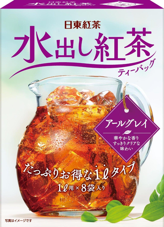 紅茶(水出し)のカフェイン含有量